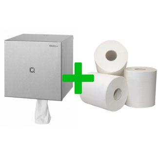 Duo Deal Qbic-Line Midirolhouder