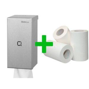 Duo Deal Qbic-Line Minirolhouder