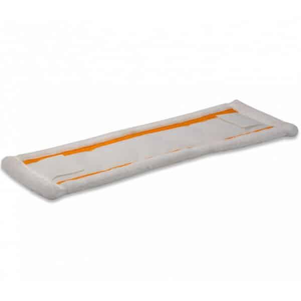 Microvezel Speedclean Vlakmop met Flaps geel