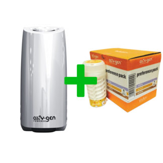Duo Deal: Luchtverfrisser Oxy-Gen