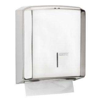 Mediclinics Handdoekdispenser RVS hoogglans NIEUW