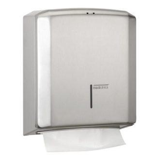 Mediclinics Handdoekdispenser RVS Mat NIEUW