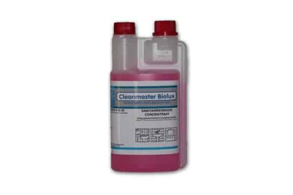 Doseerfles Sanitairreiniger incl. 0