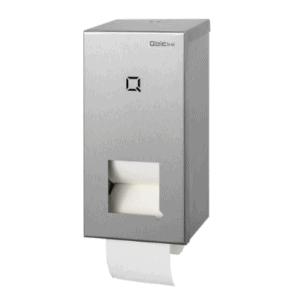 Qbic-Line Toiletroldispenser RVS
