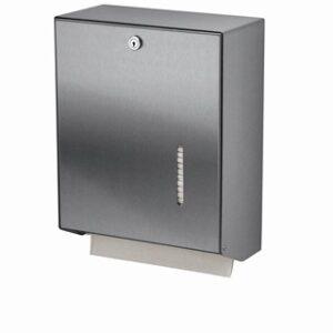 Mediqo-line Handdoekdispenser Groot RVS
