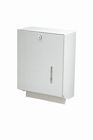 Mediqo-line Handdoekdispenser Groot Wit