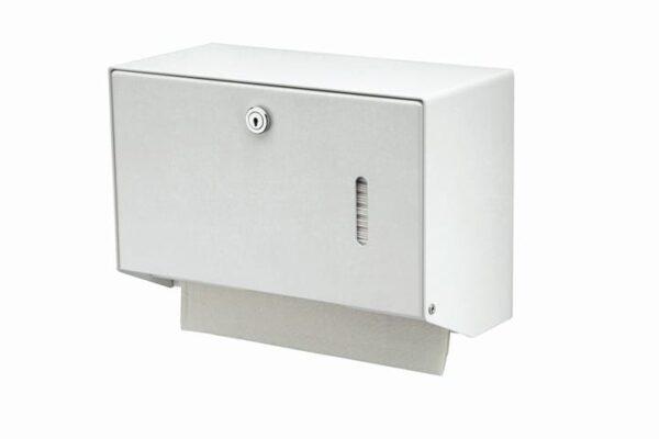 Mediqo-line Handdoekdispenser Klein Wit