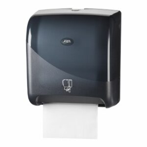 Pearl Black Handdoekautomaat Tear&Go Motion