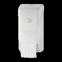 Bruikleen toiletroldispenser wit