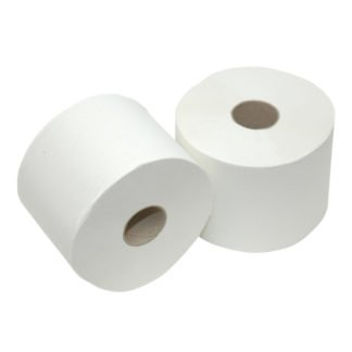 Cleanmaster Biolux C129340, Eco Toiletpapier, 150mtr, Compact Luxe Crêpe, 1-lgs, 24 rollen