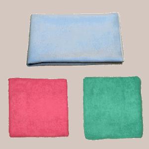 Microvezeldoeken en overige doeken