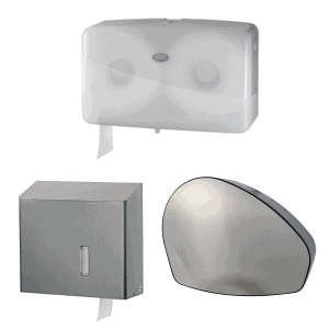 Toiletroldispensers