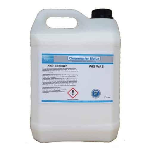 Cleanmaster Biolux Wis Was 5 Liter