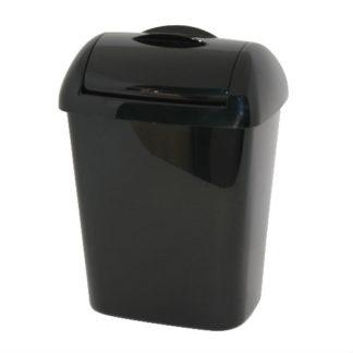Pearl Black Dameshygiënebak 8 liter