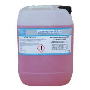 Eco Sanitairreiniger 10 Liter