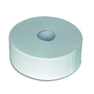 Duo Deal Jumbo Toiletroldispenser Maxi Pearl White