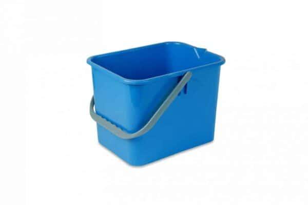 Emmer 9 liter blauw