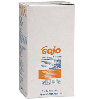 Gojo Handzeep Industrieel Orange 2x5ltr
