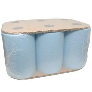Handdoekrollen Blauw