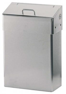 Santral Hygienebak Met Dichte Inwerpklep HBU 10 E