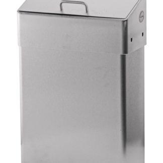 Santral Hygienebak Met Dichte Inwerpklep HBU 18 E
