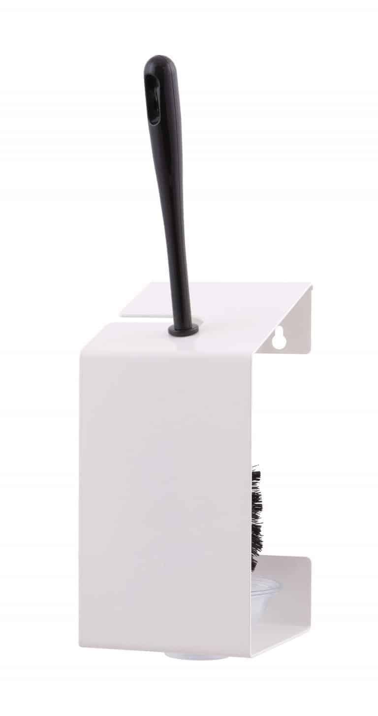 MediQo-Line Toiletborstel Wit