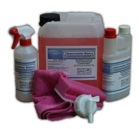 Microbiologisch Sanitairreinigingspakket