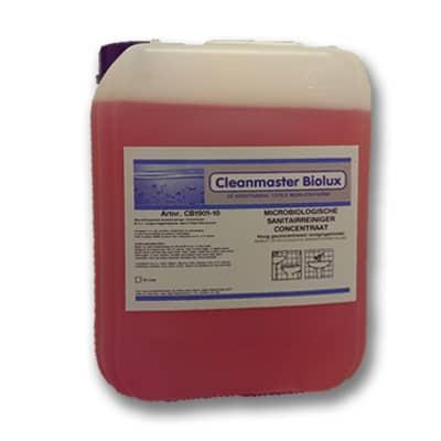 Microbiologische Sanitairreiniger 5 Liter