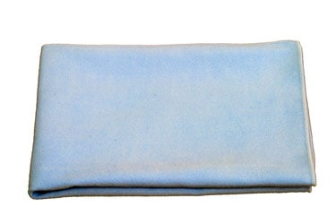 Microvezeldoek Blauw Luxe
