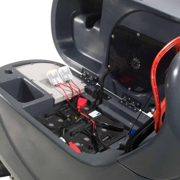 Numatic TGB 6055 batterij