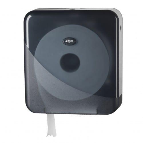 Pearl Black Maxi Jumbo Toiletroldispenser