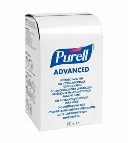 Purell Desinfecterende Handgel 12x800ml