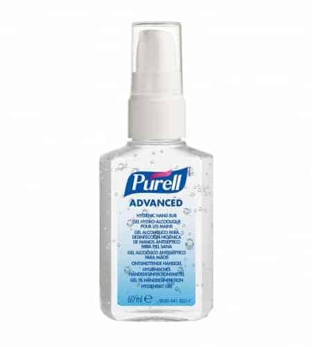 Purell Desinfecterende Handgel Flacon 24x60ml