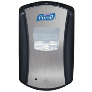 Purell LTX handgel dispensers Zwart