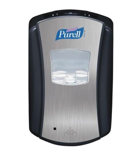 Purell LTX handgel dispensers Zwart