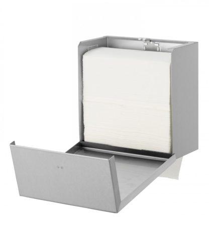 Qbic-Line Handdoekdispenser Open