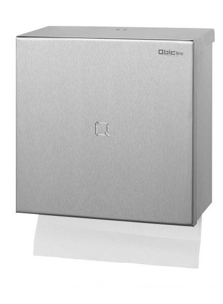 Qbic-Line Handdoekdispenser
