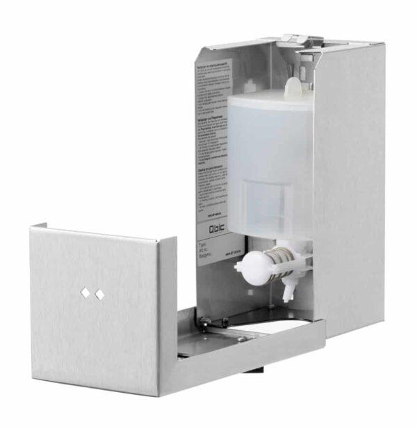 Qbic-Line Zeepdispenser 400ml Open