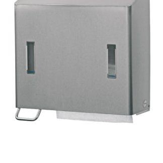 Santral Combi Handdoek-Zeepdispenser Links CPU 2 L E