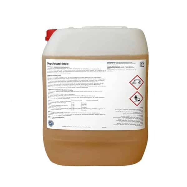 Septiquad Soap Desinfectiemiddel