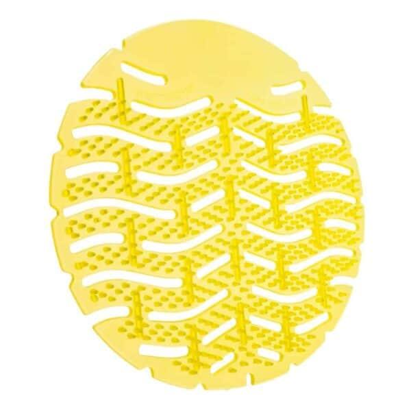 Urinoirmatjes geel, 10 stuks