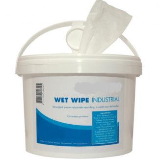 Wet Wipe Industriële Handreinigingsdoekjes 4x150st
