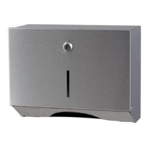 Basicline Handdoekdispenser RVS CSH E