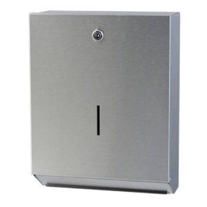 Basicline Handdoekdispenser RVS CLH E