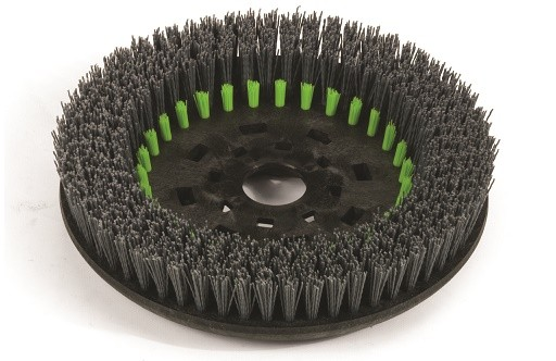 longlife-schrobborstel-groen-300mm-octo