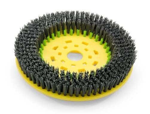 Longlife schrobborstel groen 330mm octo