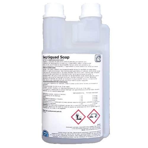 Doseerfles Septiquad Soap