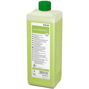 ecolab lime a way extra sterke ontkalker 1 liter 9035270 vaatwasmachine ontkalker