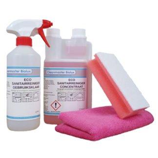 Eco Sanitairreiniger Introductiepakket