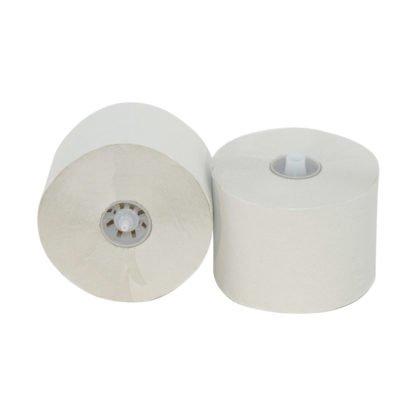 Cleanmaster Biolux C120060, Eco Toiletpapier met Dop, 150mtr, Luxe Crêpe, 1-lgs, 36 rollen